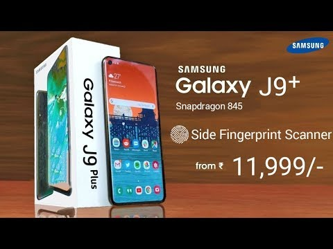 samsung-galaxy-j9-plus---62mp-camera,-5g,-android-9.0-pie,-specifications,-price-&-specs-🔥