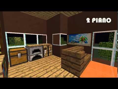Minecraft case da sogno ita youtube - Case moderne da sogno ...