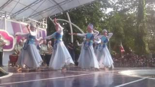 Tari Selamat Datang Banten