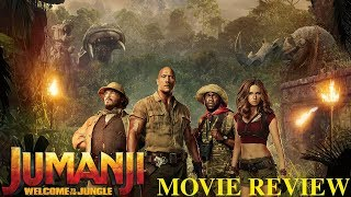 Jumanji: Welcome to the Jungle Film Review