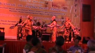 Tarian Datun Julud performed by OUNA Dancer