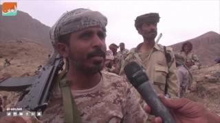 بالفيديو.. خسائر فادحة للحوثيين في اشتباكات النفط شرق صنعاء