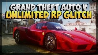 GTA 5 Glitches - Unlimited RP Glitch 1.12 - How To Rank Up Fast On GTA 5 Online (GTA 5 Glitches)