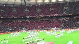 UEFA Europa League Final Warsaw 2015 opening ceremony/ ceremonia otwarcia finału Ligi Europejskiej
