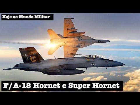 F/A-18 Hornet e Super Hornet