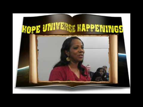 Rosalind Y. Tompkins Proclamation from Leon County for Hope Universe Day