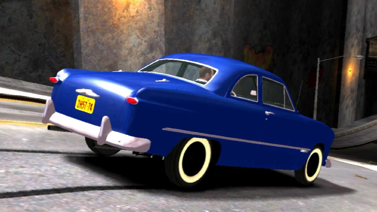 512 1949 Ford Custom Club Coupe V 1 0 | New Cars / Vehicles in GTA