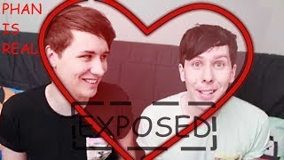 Cover images PROOF that DAN AND PHIL are DATING in a RELATIONSHIP ULTIMATE NEW THEORIES