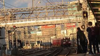 [初撮影‼️鮮魚列車‼️]近鉄2680系 X82編成(回送)米野駅 通過‼️