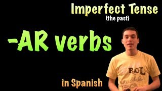 02 spanish lesson imperfect ar verbs
