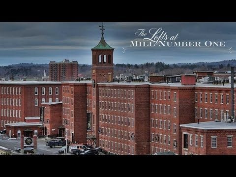 Video of The Lofts At Mill Number One | Manchester, New Hampshire apartment rentals