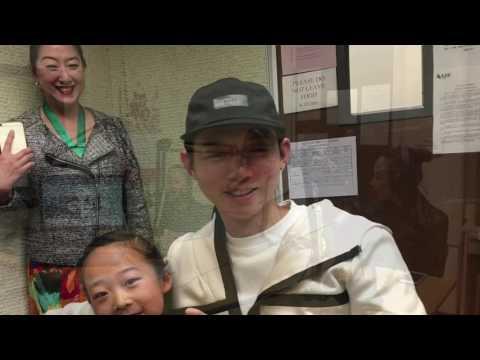 美国9岁华裔徐贝涵 Tiffany Hsu 与霍尊哥哥的一段京剧版《时间都去哪了》
