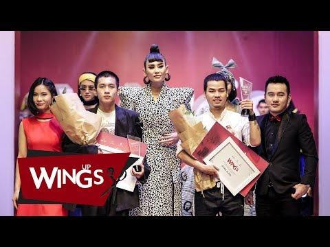 Võ Hoàng Yến Bất Ngờ Với Trình Độ Của Top 6 Nhà Thiết Kế Tài Năng   Wings Up - Chung Kết