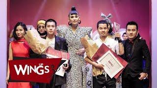 Võ Hoàng Yến Bất Ngờ Với Trình Độ Của Top 6 Nhà Thiết Kế Tài Năng | Wings Up - Chung Kết