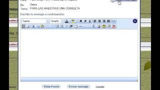 Editor HTML viejo y nuevo en Gabito