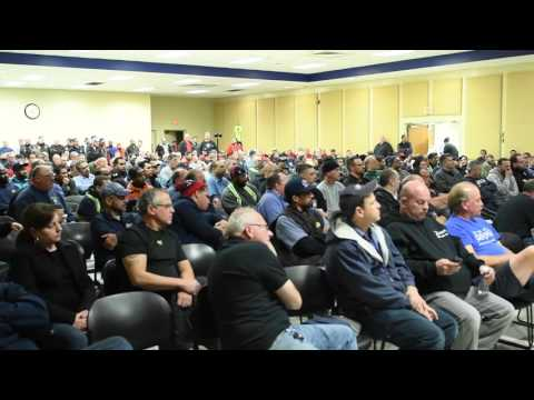Local 812 General Union Meeting November 10th 2016
