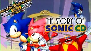 Sonic: Un recorrido Cronológico de la Historia y Hechos Raros (Parte Dos) La Historia de Sonic CD