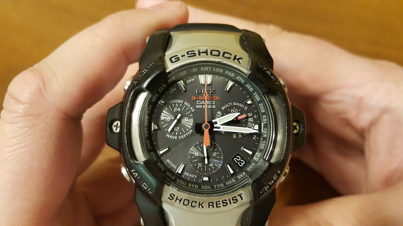 Сколько стоят часы G-Shock, стоимость часов Casio G-Shock