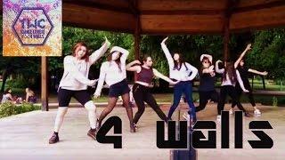 4 walls 에프엑스 F(x) — TWC (Dance cover)
