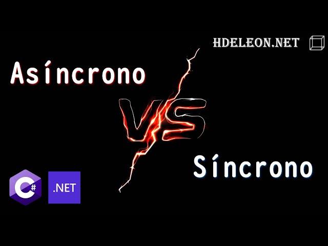 Métodos asíncronos vs métodos síncronos en C# ASP .Net