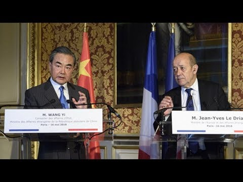 Chinese and French FMs agree to maintain deal with Iran