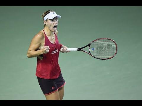 2017 Toray Pan Pacific Open Quarterfinals | Angelique Kerber vs Karolina Pliskova | WTA Highlights