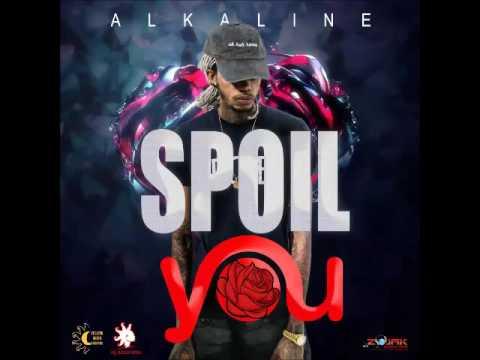 Alkaline  Spoil You Clean  October 2016