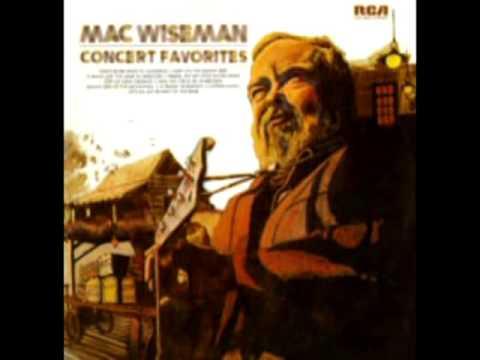 Concert Favorites [1973] - Mac Wiseman