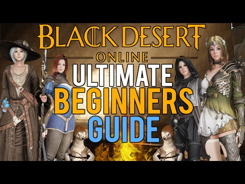 Black Desert Online - Ultimate Beginners Guide from YouTube · Duration:  27 minutes 44 seconds