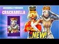 *NEW* Fortnite Item Shop CRACKSHOT IS BACK & CRACKABELLA SHOWCASE WITH LEAKED EMOTES..!