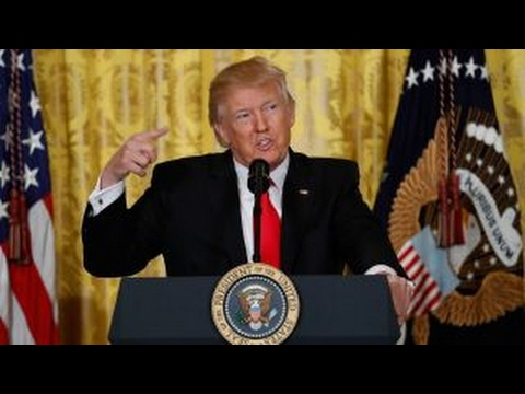 Trump: The media attacks our administration for keeping promises