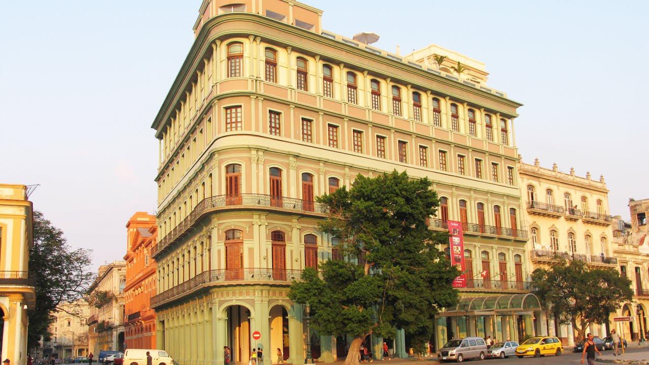 Saratoga luxury hotel ☆ havana cuba youtube