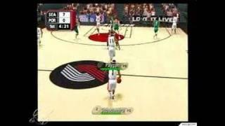NBA ShootOut 2003 PlayStation 2 Gameplay_2002_09_12_20
