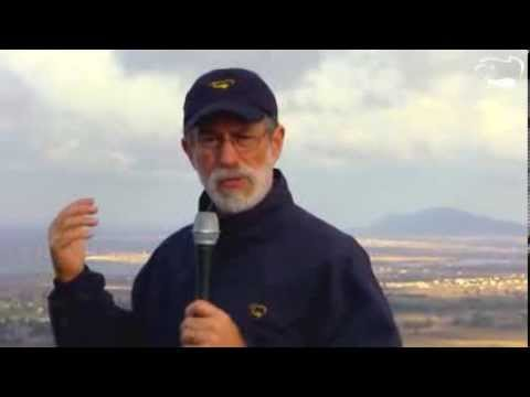 Frank Gaffney in Israel, Part 4: Golan Heights & the Syria Border
