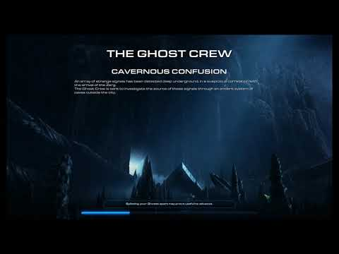 StarCraft 2: The Ghost Crew 03 - Cavernous Confusion