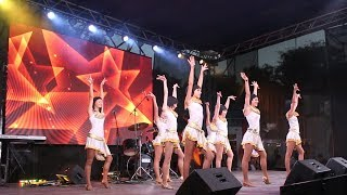 Смотреть видео Концерт на День Нептуна - 2018.Черноморское. Крым. Россия. онлайн