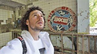 Adentro de la base militar de Chernobyl ☢️(parte 2/2)
