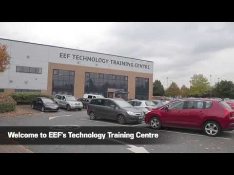 Virtual Tour of EEF Technology Training Centre