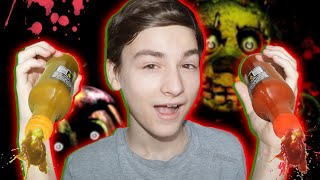 - ЖГУЧИЙ ФРЕДДИ D Five Night s at Freddy 3 TABASCO CHALLENGE