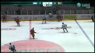Kvalserien Leksand-Djurgården 2-0 till Leksans 31-3-2012