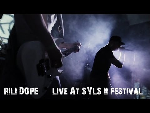 Rili Dope - Live at SYLS II festival DVD