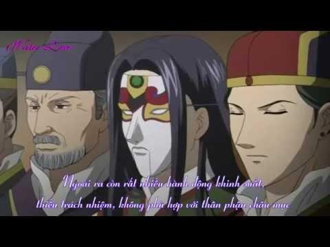 (Vietsub) Saiunkoku Monogatari - Thái Vân Quốc Truyện - Season 2 - Ep 16