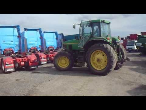 John Deere 7700 Agri Tractor