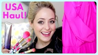 USA Haul! Sephora, Ulta, Wildfox & Target! | Fleur De Force