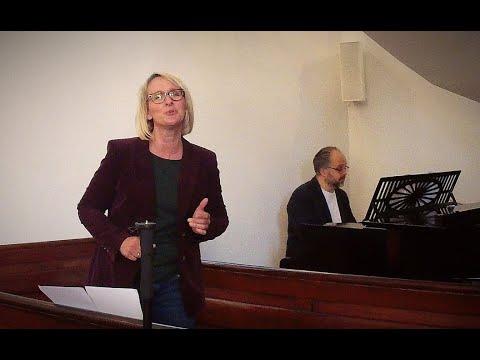 #KulturKurier:  Jennifer Lennox-Hohkeppel & Holger Crump