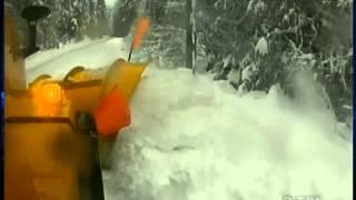Lake Cowichan hit hard by winter