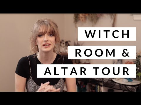 Witch Room & Altar Tour