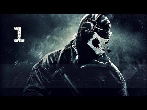 Прохождение Call Of Duty: Ghosts (XBOX360) — Смертельное оружие #1
