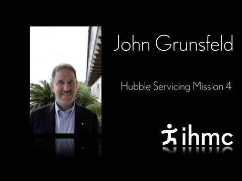 John Grunsfeld - Hubble Servicing Mission 4