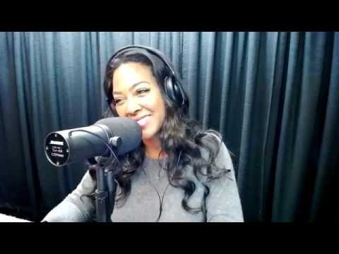 KENYA MOORE speaks w/ B. Scott